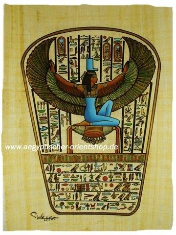 Mutter Des Horus 4 Buchstaben