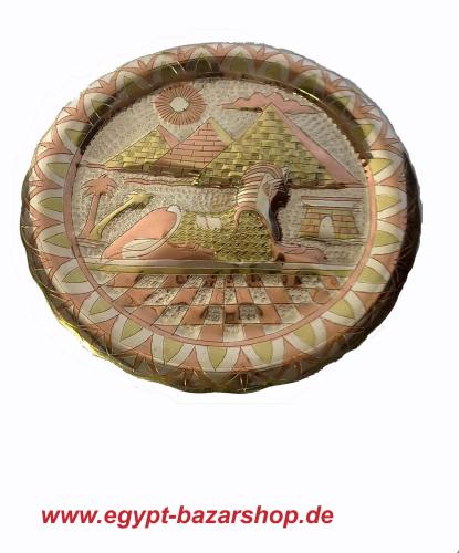 Dekoration kupfer gyptischer bazar der gypten spezialist - Dekoration kupfer ...