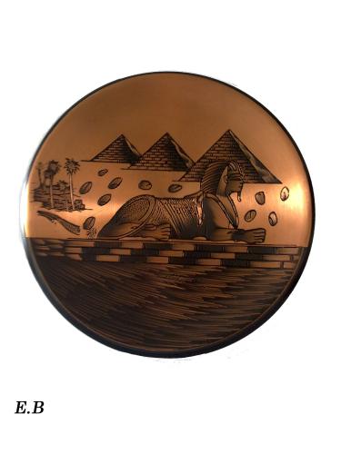 Dekoration kupfer gyptischer bazar der gypten spezialist for Dekoration kupfer